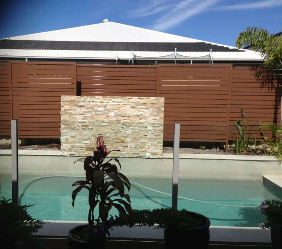Sunshine Coast pool fencing styles