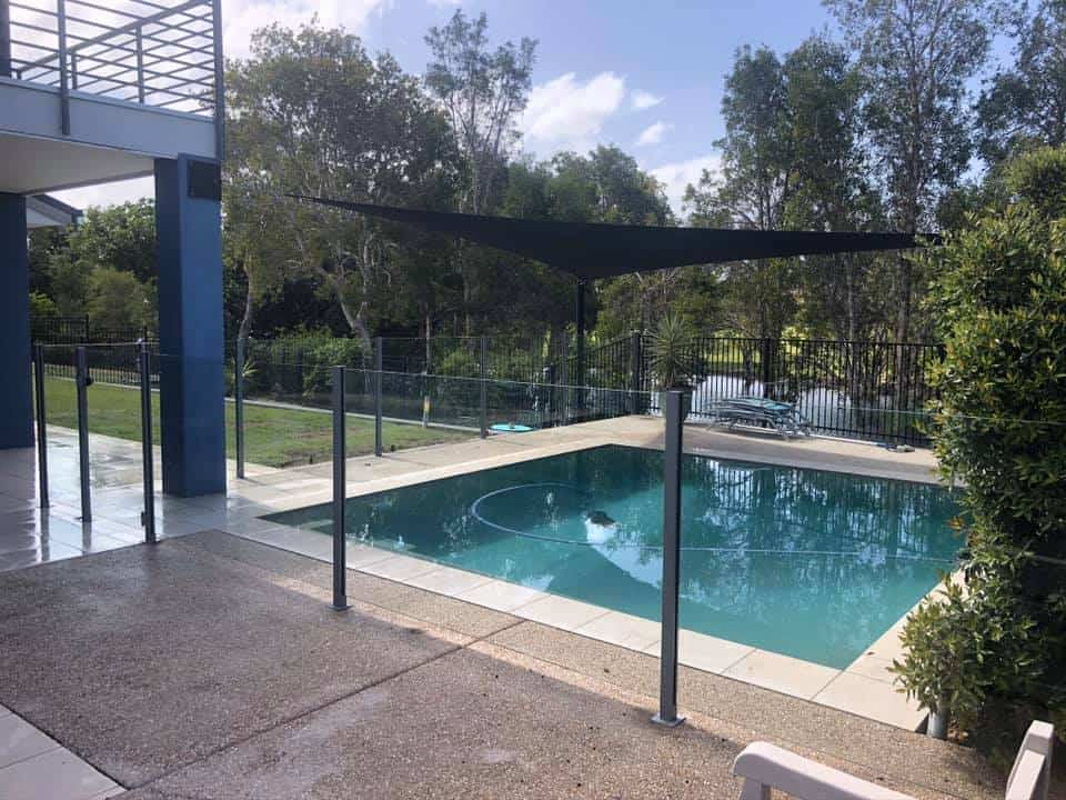 sunshine coast pool fencing